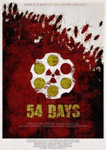 54 Days Poster
