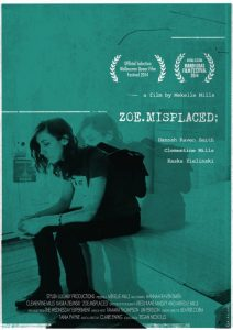 Zoe Misplaced Poster